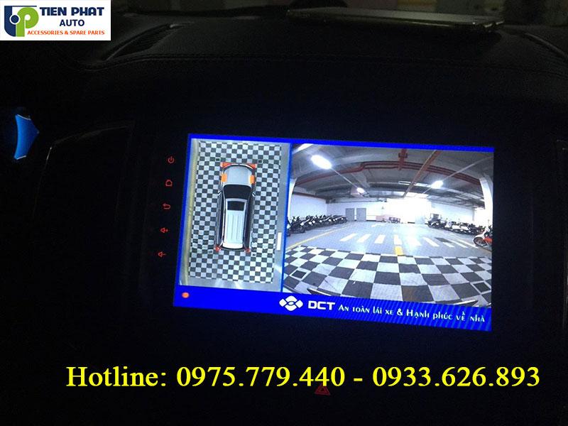 LẮP ĐẶT CAMERA 360 ĐỘ DCT CHO XE RANGER WILDTRAK TẠI TP.HCM | TIẾN PHÁT AUTO
